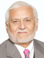 Muhammad Munir Chaudry, Ph.D.